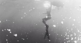 Get AIDA Freediving License, Siargao/Philippines, 2014