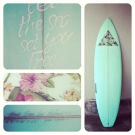 Get a custom made surfboard