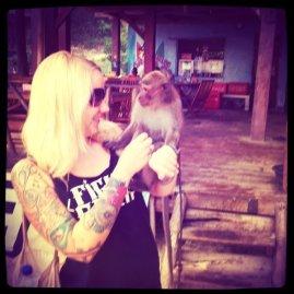 Monkeycuddle